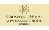 Marriot Grosvenor Hotel in London